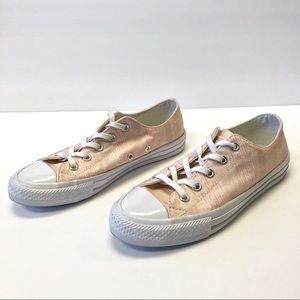 "Converse All Star Low ""Gemma"" Lace Low Sneaker 6"